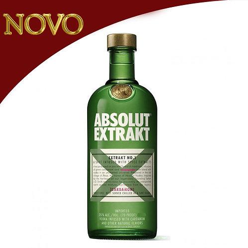 Vodka Absolut Extrakt - 1Lt