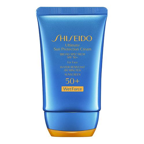 Extra Smooth Creme Protetor Solar SPF 38 p/rosto - Shiseido