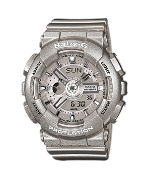 Relógio BABY-G Feminino BA110-8ADR CASIO