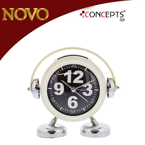 Relógio de mesa 13,8cm