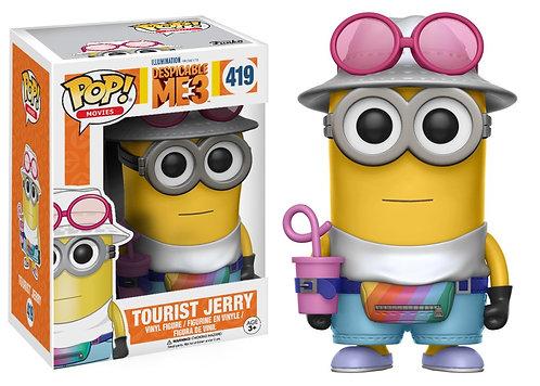 Funko Pop Turista Jerry