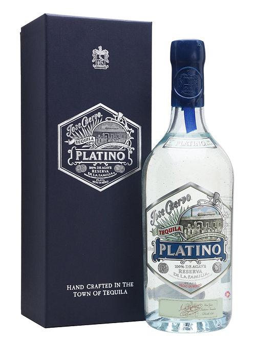 Tequila José Cuervo Platino Reserva de la Familia - 750ml