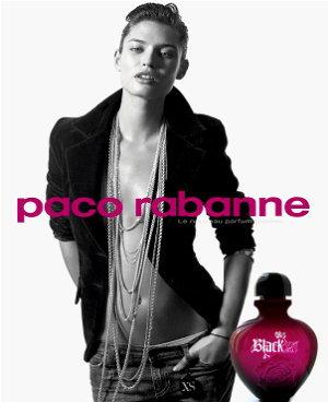 Black XS For Her 80ml de PACO RABANNE - EDT