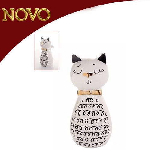 Gato decorativo - 19cm