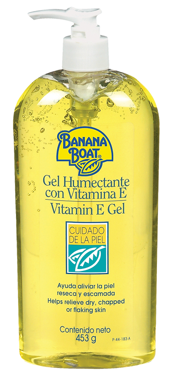 Gel Hidratante com Vitamina E BANANA BOAT