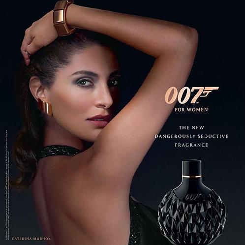 007 For Women 75ml - EDP