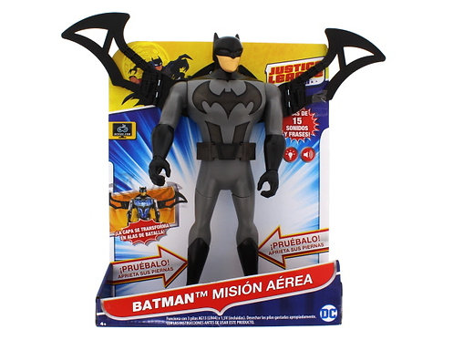 Batman com asas - 30cm