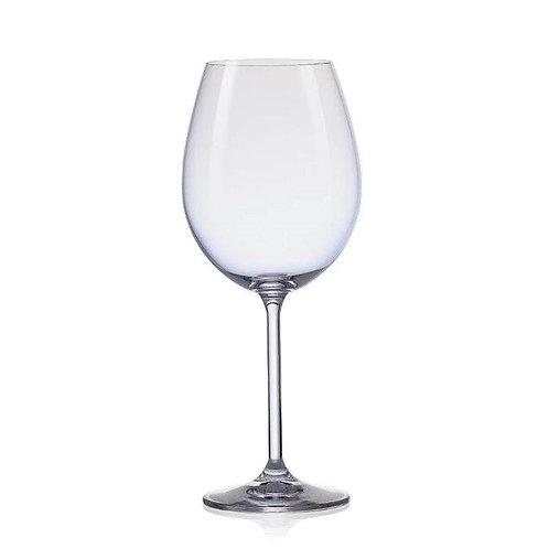 Bohemia Natalia x6 Copas para vinho 350ml