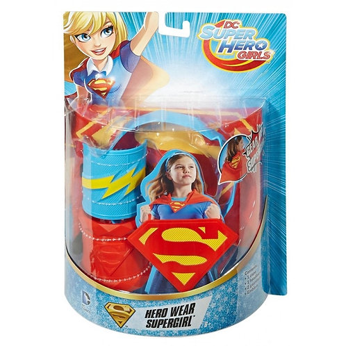 Acessórios de Supergirl