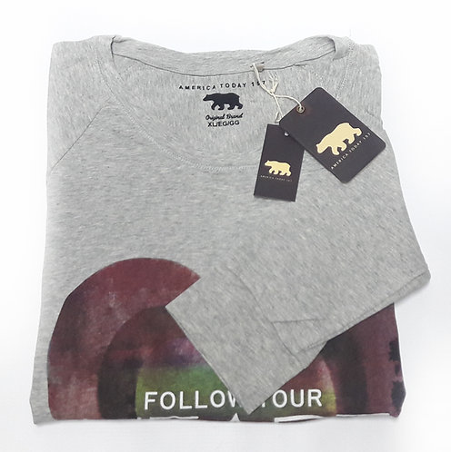 Camiseta feminina - Ameica Today