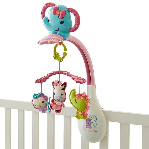 Mobile Musical 3em1 DRD69 - FISHER PRICE