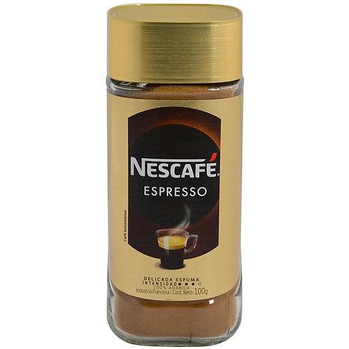 Café instntáneo Espresso 100g - Nescafé