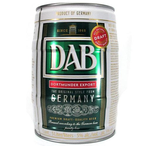 Cerveja Dab Barril - 5Lt