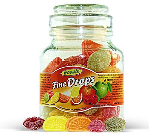 Balas de frutas 300g - WOOGIE