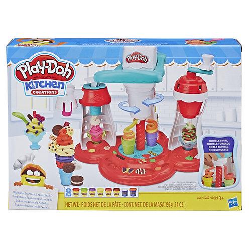 Super máquina de sorvetes - Play-Doh