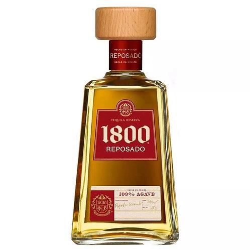 Tequila 1800 Reposado - 750ml
