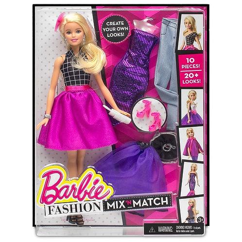 Barbie Muitos Looks