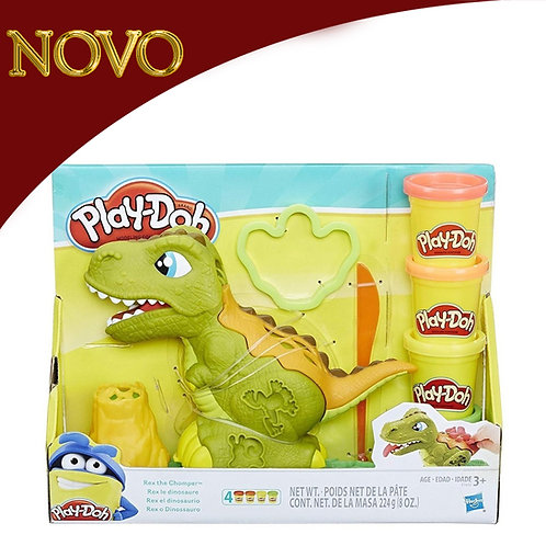 Rex O Dinosaurio - Play-Doh
