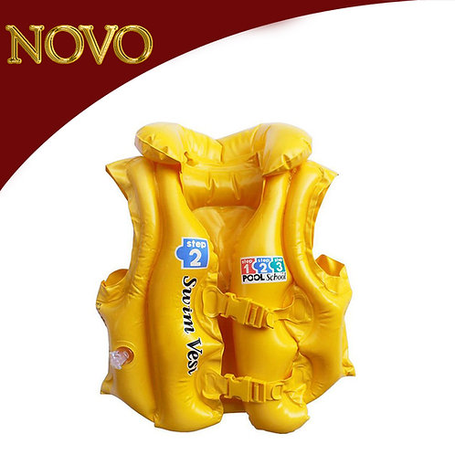 Colete inflável 3-6anos - 50x47cm
