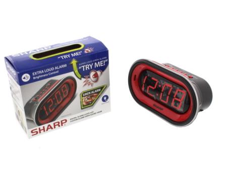 Relógio / Alarme Digital 110V - SHARP