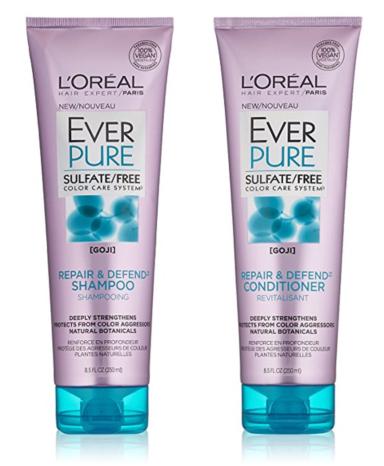 Kit Ever Pure Shampoo+Acondicionador 250ml - L´OREAL