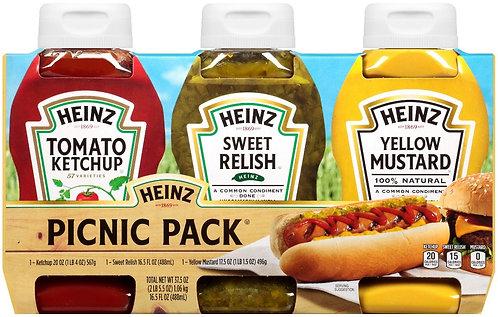Picnic Pack x 3 - Heinz