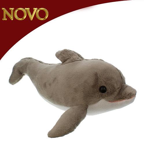 Golfinho de pelúcia 35cm - Titicos