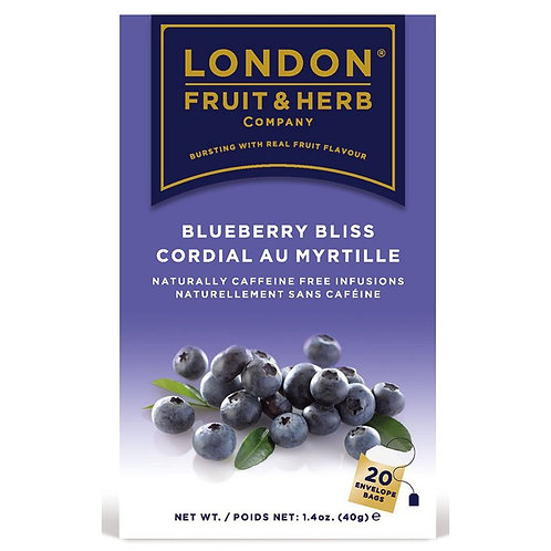 Chá London Fruit & Herb x20 saquinhhos