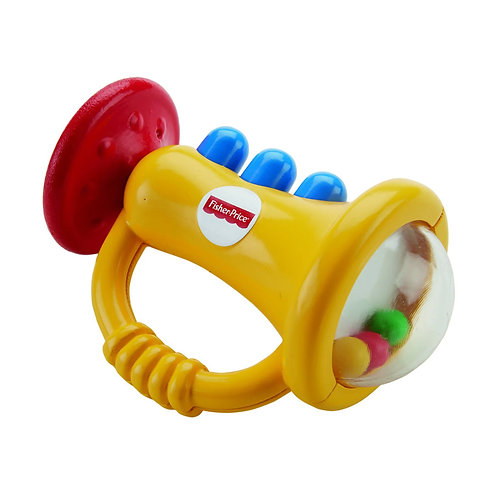 Mordedor trompete 3M+ FFL29 - FISHER PRICE