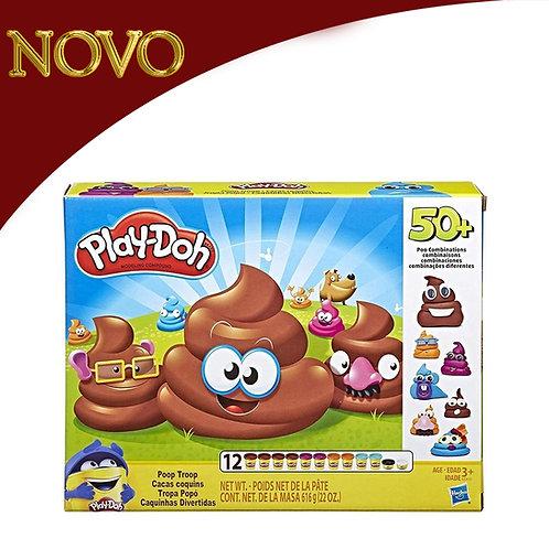 Caquinhas divertidas - Play-Doh