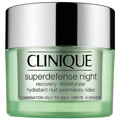 Superdefense Night Creme Tratamento - CLINIQUE