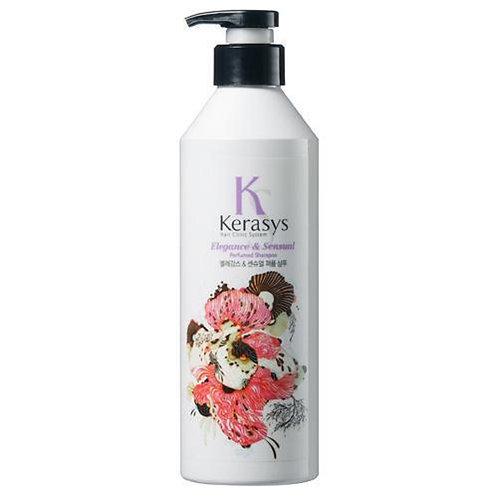 Elegance Sensual Shampoo 600ml - Kerasys