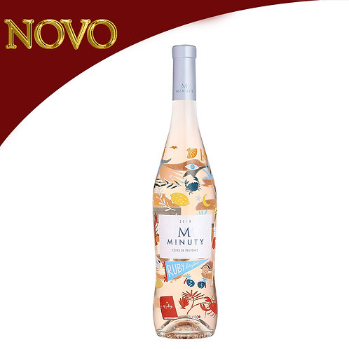 Vinho Minuty Rose