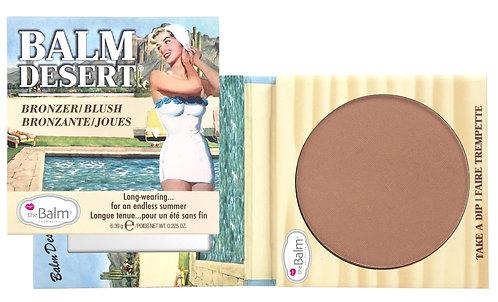 Blush bronzer Balm Desert - THE BALM