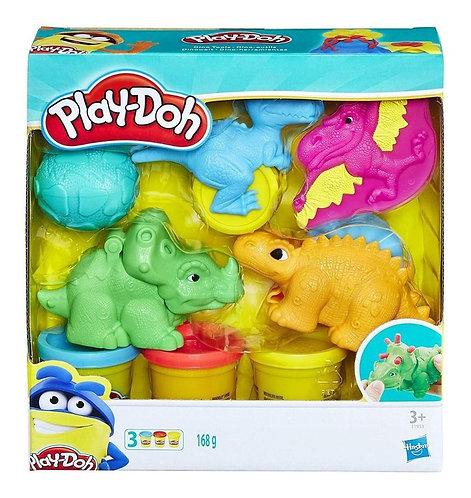 Dino ferramentas - Play-Doh