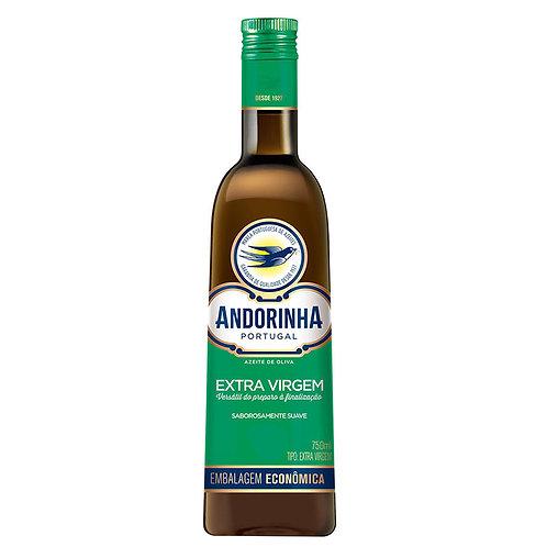 Azeite de oliva E.V 750ml - Andorinha