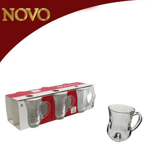 Xícaras para café - 6 peças