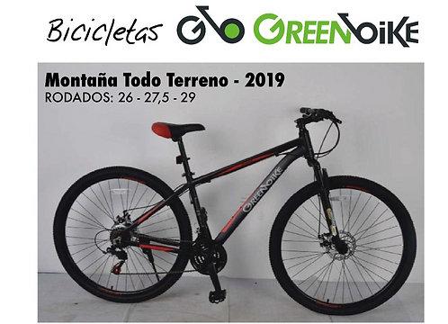 GREENBIKE - Bicicleta - Aro 29