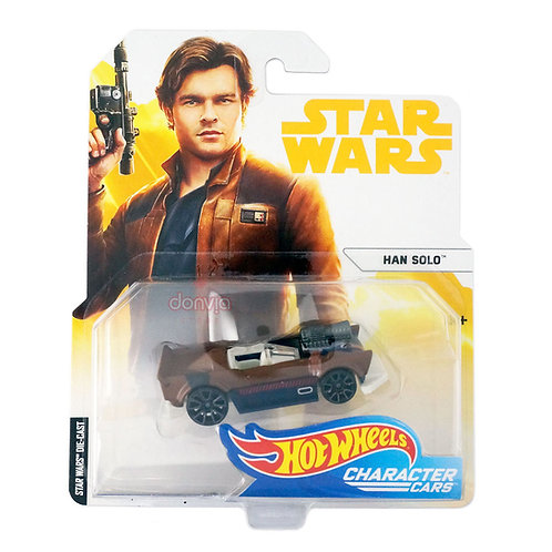 Star Wars Han Solo - HOT WHEELS