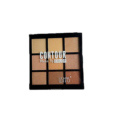 Contour Make Up Color - Ushas