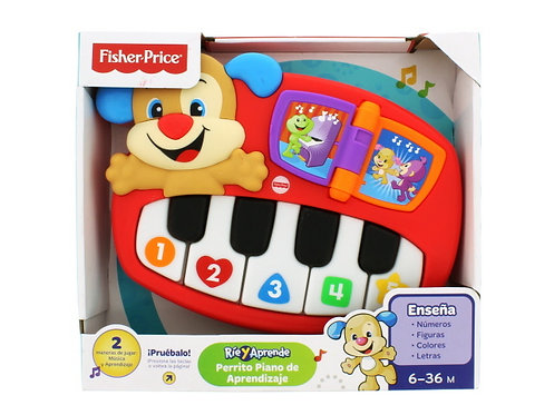 Piano infantil - FISHER PRICE
