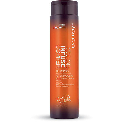 JOICO - Shampoo color Infuse Copper 300ml
