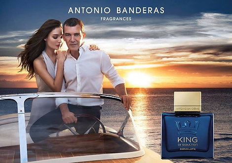 King of Seduction Absolute ANTONIO BANDERAS - EDT