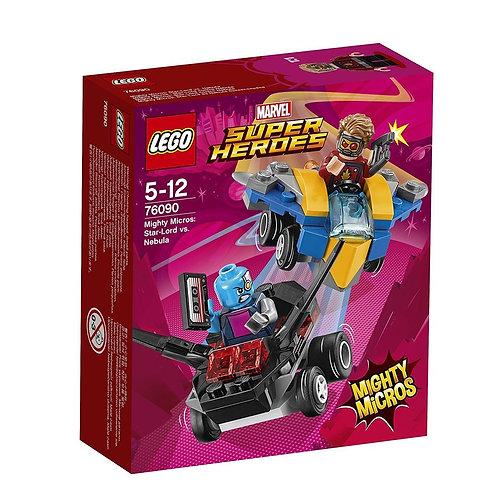 Lego Super Heróis Mighty Micros