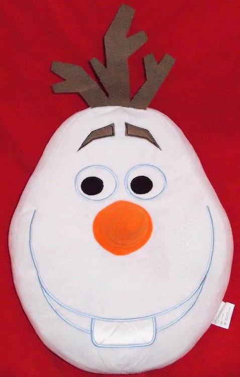 Almofada 3D Olaf - 30x28cm