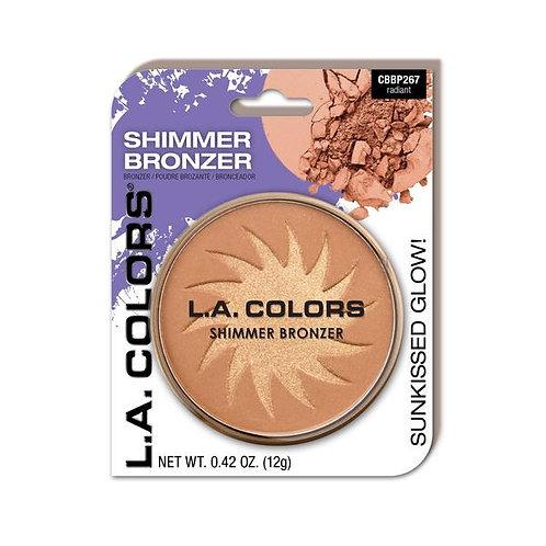 Bronzer Shimmer - L.A. Colors