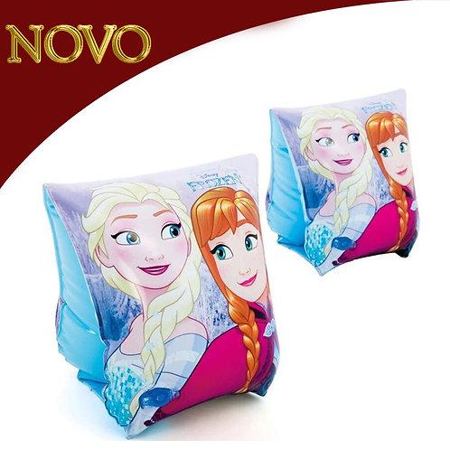 Flutuadores infláveis p/braços - Frozen
