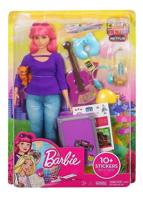 Barbie Daisy vamos viajar