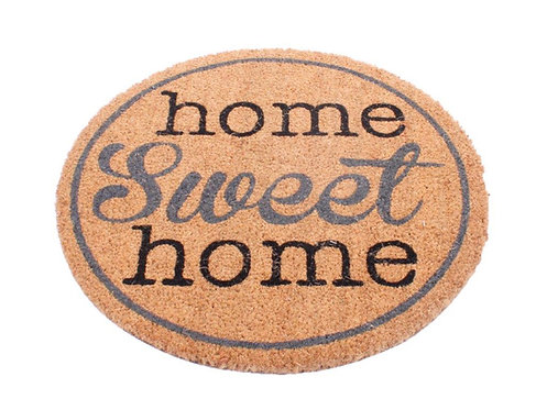 Capacho Home Sweet Home - 55cm