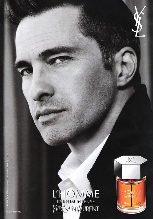 L´Homme Intense de YVES SAINT LAURENT - EDP
